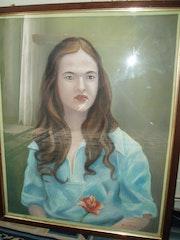 Portrait fille.