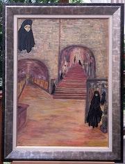 Belphégor le Fantôme du Louvre.
