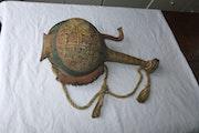Cruche traditionnel d'afrique noir. Afriq-Créa