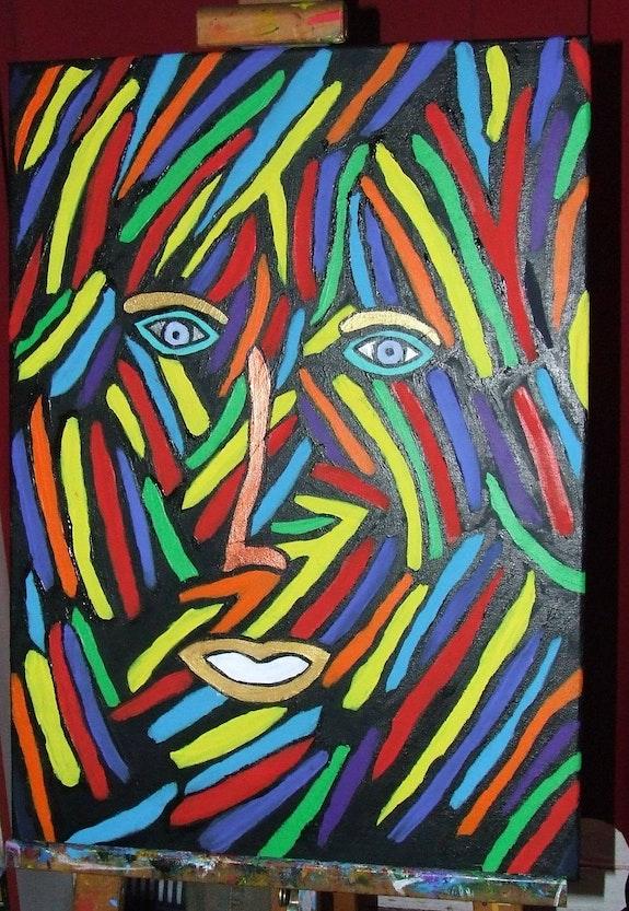 Une Femme, un visage. Luc Terrail Luc Terrail