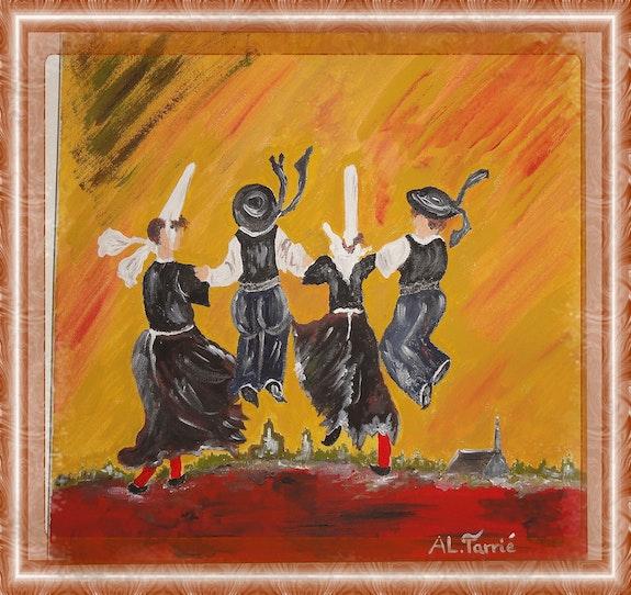 Quand les bretons entrent dans la danse. Anne-Lucie Tarrié Altarrié