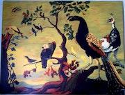 Oiseaux sauvages. Ingrid