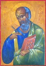 Saint Jean l'évangéliste.