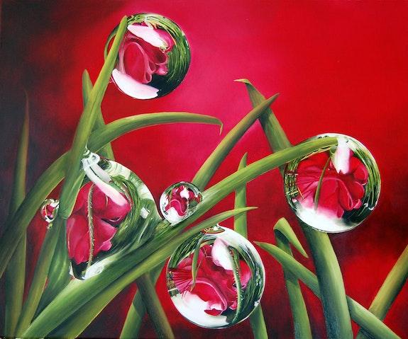 Perles de Rosée. Houmeau