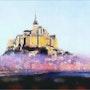 Mt. St. Michel. Raymond Marcel Depienne