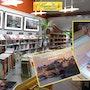 Dédicace de mon livre d'Art, et démonstration d'aquarelle au magasin boesner. Thierry Duval