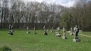 Splendide lot de statues de bronzes. Fréd Maz
