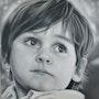 Portrait d enfant 2. Eric Pottier