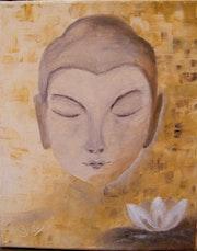 Jeune bouddha.