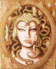 Meduse. Brigitte Bresson