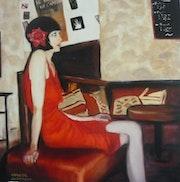 Betty Les Pieds Sous la Table.