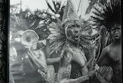 Les danseurs massai. Bruno Valentini
