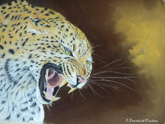 Le Leopard. Frédérique Perrenot Pinton F. Perrenot Pinton