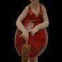 La cocotte de dauville rouge. Sabine Cherki