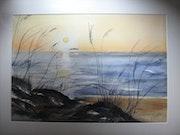 Une autre plage de Vendée. Dany