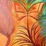 «Ma fleur papillon» (01 04 13). Les Lumières De Ma Vie