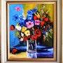 Bouquet de fleur. Patrice Poeuf