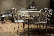La table. Patrice Rufin