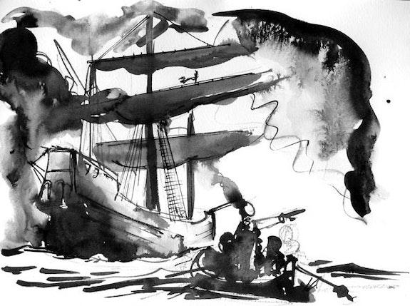 Les pirates. Hauton Stephane Stéphane Hauton