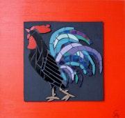 Le coq. Cathy Acquaviva
