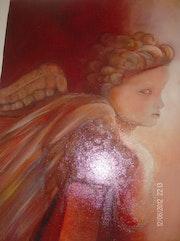 L'ange. Fernanda Jorge