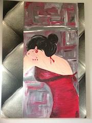L'adieu ou la désillusion de l'amour. Marjorie Hablot