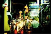 Photo de fico Bangkok 2005 - tirage numéroté 2/25 et signé par l'artiste 90x60cm. Arnaud Miossec