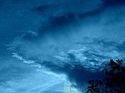 Un ciel «comme la mer».