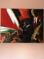 Jazz Man.. Christine Venniro