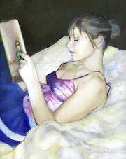 Sandrine, lire est-il dangereux pour une femme?.