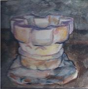 Le bénitier de la pierre à la source de vie.