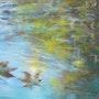 Au fil de l'eau. Daniele Trigalet