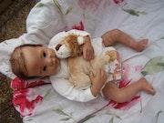 Patric à l'adoption - Bébé Reborn, Pièce Unique, Poupée d'Art et de Collection. La Nurserie De Perlou