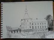 Château de Genhoes (Oud Valkenburg - Pays-Bas).