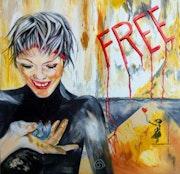 Liberté je crie ton nom.