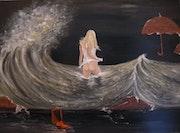 » Téthys la mémoire de la mer ». Chantal Roussel Roggia