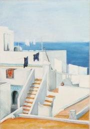 Terrasses de la Casbah. Gilbert Van De Loo