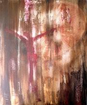 Le Christ rouge.
