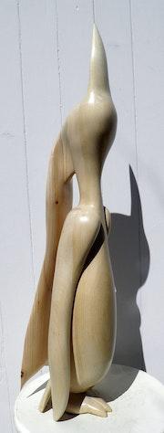 Sculpture 58 - Oh là-haut !.