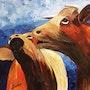 L'amour vache. Doowmée