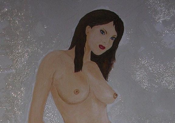 Eva (gros plan). Ghislaine Phelut-Sanchez Ghislaine Phelut