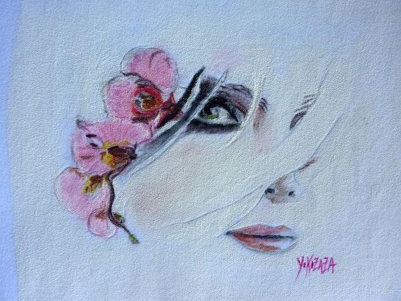 La dame aux orchidées. Yokozaza Yokozaza