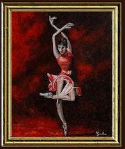 La ballerine. Christian Grévellec