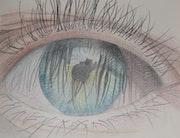 Eye Pool. Cate Field