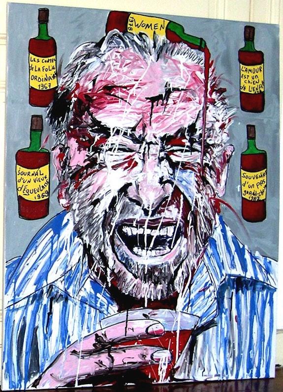 Charles Bukowski. Théoule Théoule