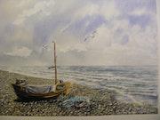 Hastings fishing boat.