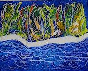 Jungle River; Riviere de la jungle..