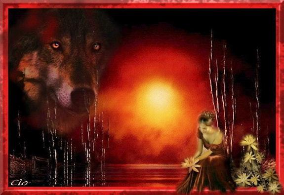 Regard protecteur…. Spirit Spirit