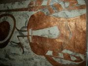 Don quijote de la mancha de cobre. Emma Villegas Franco