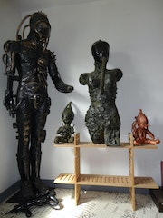 A biomechanical family. Yann Briand